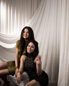 Selena Gomez & Vanessa Hudgens