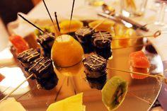 chocolate ice lollies for wedding