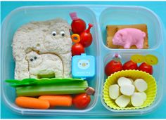 Bento Box Lunches For Kids PHOTOS