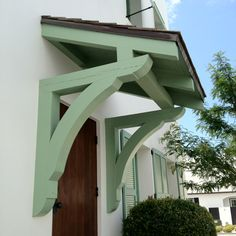 Roof bracket | Alys Beach, FL