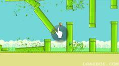 """""""Flappy Bird"""" by Fedor Ionov"""