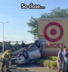 Missed Target: So close…