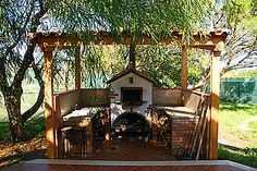 Style At Home, Villa, Gazebo, Outdoor Living, Outdoor Structures, Cabin, House Styles, Home Decor, Cottage House