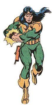 Marvel's Shaman of Alpha Flight.