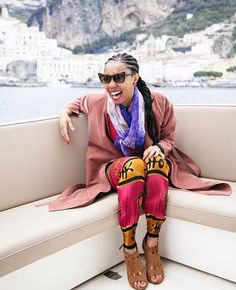 The purpose of life is to live it taste the experience to the utmost to reach out eagerly and without fear for newer and richer experiences. #travelnoire #TNExperiences #amalficoast