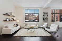 Jason Sudeikis and Olivia Wilde's Meatpacking District Apt.