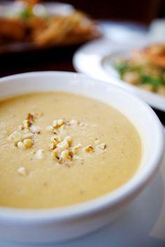 iStock 000009452754Small Corn Chowder Recipe
