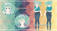 [MMD x Vocaloid] Simplicity Miku [DL] by Satoru--kun