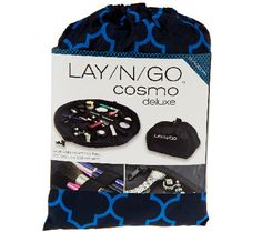 LAY/N/GO 22 Deluxe Cosmetic Storage & Travel Bag