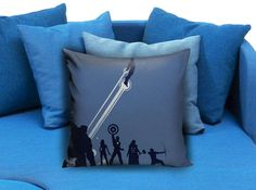 Marvel superhero the avengers silhouette Pillow Case Pillow Cover Printed 18x18 16x24 20x30 Modern Pillow Case Decorative Throw Pillow Case One Side Printing   These soft pillowcase made of 50% cotton, 50% polyester.  It would be perfect to decorate your home by using our super soft pillow cases on sofa, chair, bench or bed.  Customizable pillow case is both comfortable and durable, improving the quality of your sleep with these comfortable pillow case, take it home now!  Custom Zippered…