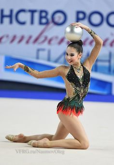 Vitalina Abyseva (Russia), ball 2015