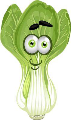 Légumes rigolos -
