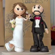Resultado de imagem para fofucha de boda