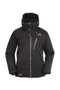 With a stylish look for town and high performance on the mountain. The Manhattan Jacket offers the best of both worlds. Designed with a youthful modern look and all the tech features you need, this ski jacket is one for your money.
