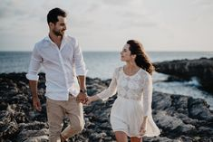 Coupleshoot auf Mallorca — miss freckles photography Freckle Photography, Couple Shoot, Freckles, What To Wear, Destination Wedding, Couples, Inspiration, Outfits, Hug