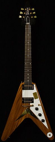Gibson Custom ShopBenchmark Limited 1959 Flying V Reissue at Wildwood Guitar. One of my dream guitars... if only