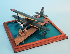 1/48 F1M2 Pete by Olivier Beaumont.