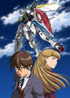 Gundam Wing Blu Ray: Cover del Primo Volume, prime immagini