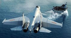 Shenyang J-15 is a carrier-based fighter military aircraft - China's unwavering effort at modernizing and advancing its military, J-15 and Liaoning aircraft carrier