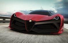 Alfa Romeo Zero LM-C by wizzoo7 on DeviantArt
