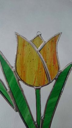 Hey, I found this really awesome Etsy listing at https://www.etsy.com/uk/listing/524299437/tulip-stained-glass-suncatcher-window-or