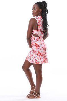 Floral, Collection, Dresses, Fashion, Vestidos, Moda, Fashion Styles, Flowers, Dress