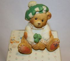 Cherished Teddy Sean Luck Found Me A Friend by PoetTreesPromise, $5.50