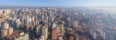 Sao Paulo, Brazil • AirPano.com • 360 Degree Aerial Panorama • 3D Virtual Tours Around the World