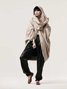 "| #coat | #hood | #oversized Great for the expected "" polar bomb !"""
