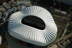 Le stade Vélodrome à Marseille | 22 photos qui vous feront voir la France d'un autre œil