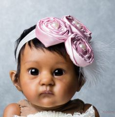 Pixie Prototype by Bonnie Brown AA Ethnic Reborn Baby Girl by Kate Charles | eBay