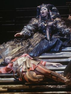 """FINALE OF """"ANTONY AND CLEOPATRA""""."""