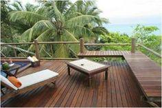 Casa Com Incrível Vista Da Melhor Praia De Itacaré - Piscina com decks