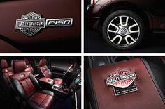 Black Harley Davidson, F150 Truck, Trucks, Pickup Trucks, Truck
