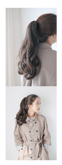Hairstyles Haircuts, Cool Hairstyles, Hair Arrange, Asian Hair, Love Hair, Ombre Hair, Her Hair, Ulzzang, Hair Inspiration