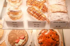 The weekend is here!! Come and pick-up some sweets to enjoy!  #rusticsourdoughyyc #yycfoodie