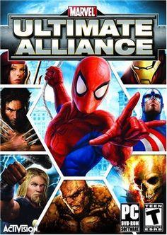 Marvel Ultimate Alliance - PC @ niftywarehouse.com