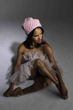 Misty Copeland for 108 Stitches:   Photographer, George Chinsee     Fashion stylist, Aisha Rae     Hair and makeup artist, Kori-Morgan Hill