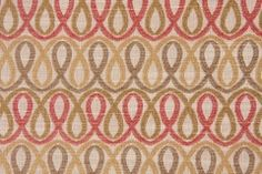 Retro/Contemporary Wovens :: 3.5 Yards High End Tapestry Upholstery Fabric in Grenadine - Fabric Guru.com: Fabric, Discount Fabric, Upholstery Fabric, Drapery Fabric, Fabric Remnants, wholesale fabric, fabrics, fabricguru, fabricguru.com, Waverly, P. Kaufmann, Schumacher, Robert Allen, Bloomcraft, Laura Ashley, Kravet, Greeff