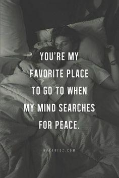 Favorite place....