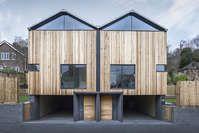 The Cedar Lodges on Architizer