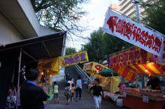 September 16, 2012  西新宿熊野神社のお祭り