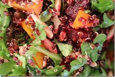 Garlic Survival Quinoa, Beet and Arugula Salad | GMB Specialty FoodsGMB Specialty Foods