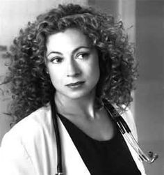 Elizabeth Corday. Alex, stop that. It is not fair to the rest of us.