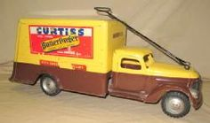 Buddy L truck. Pull.and ride. Vintage toy. Antique.GirardBid.com