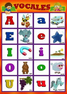 Preschool Spanish, Toddler Preschool, Kids Learning Activities, Home Activities, Letter Recognition, Homeschool, Arts And Crafts, Education, Lettering