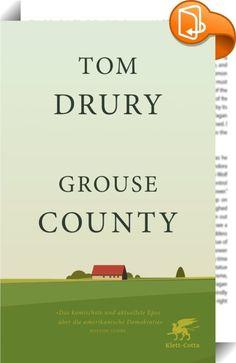 Grouse County    :  Die USA befinden sich im Wandel. Doch in Grouse County,  irgendwo im Mittleren Westen, ist die Zeit stehengeblieben. Hier findet  man sie noch, die »echten« Amerikaner, die mit Stolz ihr Tageswerk  verrichten und sich nicht gern auf den Arm nehmen lassen. Auch nicht von  einem trockenen Alkoholiker, der sich zum Sheriff wählen lassen will.  Grouse County ist die Heimat der Darlings und anderer  liebenswerter Eigenbrötler. Das Leben der Menschen dort zerbröcke...