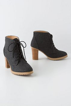 Shire Booties from Anthropologie - $160.00 - GIMME.