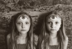 Photographer Ariko Inaoka first met Icelandic twins Erna and Hrefna while travelling the country photographing the landscape. She has since returned every year to take pictures of them