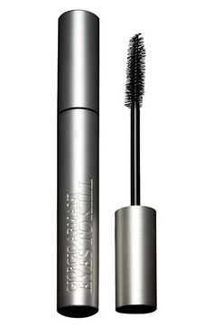 I'm still searching for a waterproof mascara that I love...some makeup buddies convinced me that I need to try Giorgio Armani 'Eyes to Kill' Waterproof! Can't wait to give it a go!